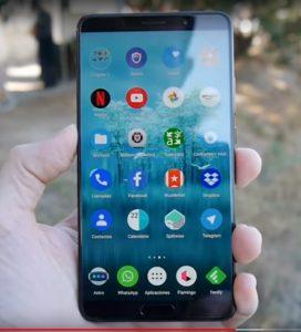 Huawei Mate 10 Sin funda