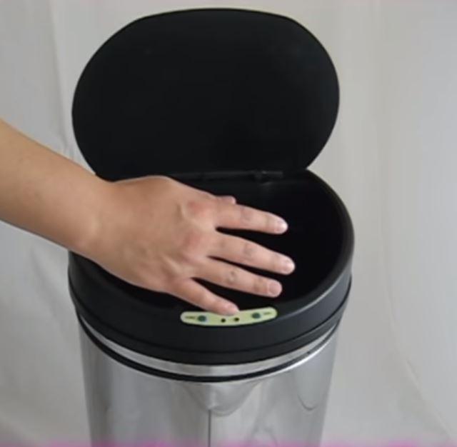 Mejor cubo de basura automático