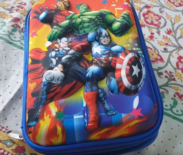 Mejor maleta infantil