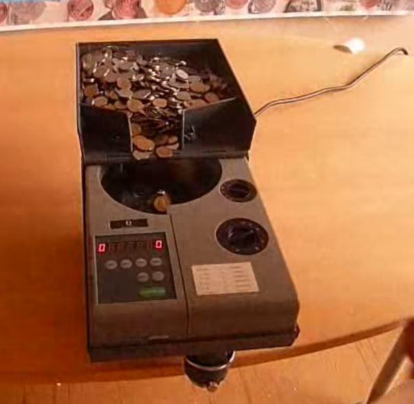 Mejores Máquinas Contadoras de monedas